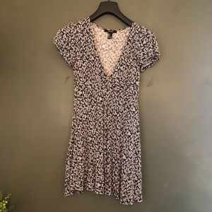 [Forever 21] Miniature Floral Dress - Size Small
